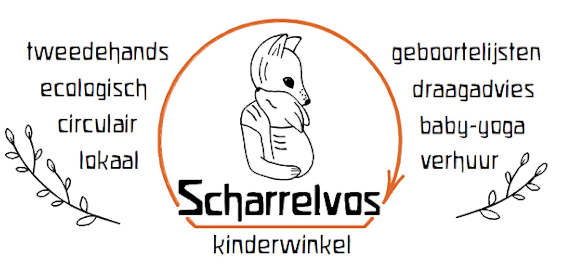 Scharrelvos